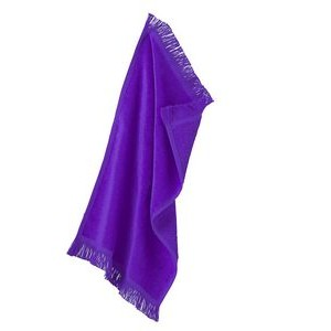 Anvil / Cotton Deluxe Fringed Spirit Towel