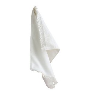 Anvil / Cotton Deluxe Fringed Hand Towel