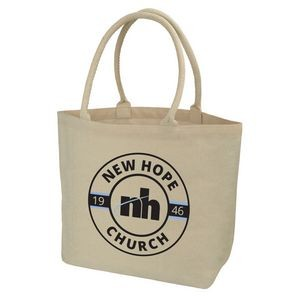 Heavyweight Cotton Tote Bag